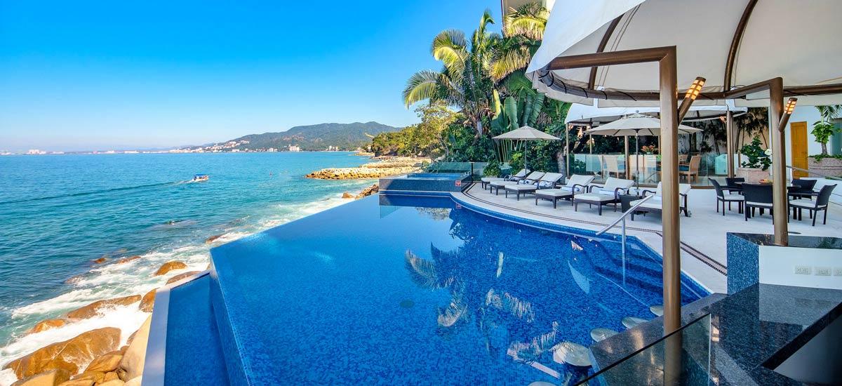 casa demae 2 beach front villa