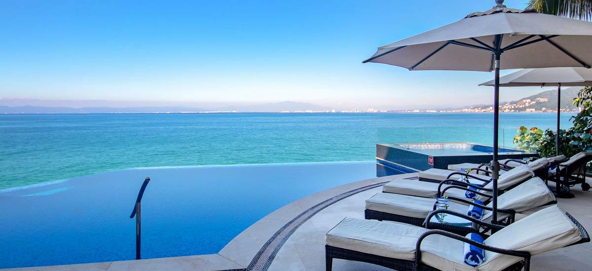 casa demae 2 vallarta infinity pool