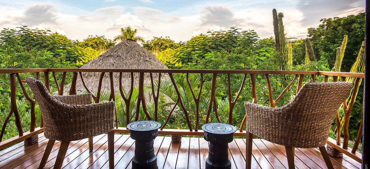 casa dewi garden view