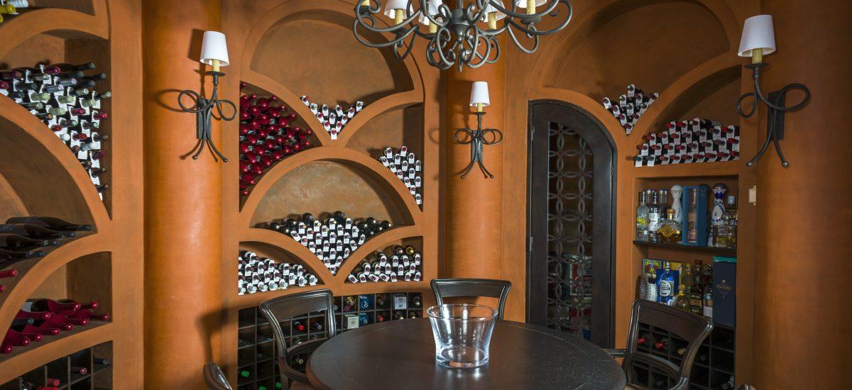 casa fryzer wine cellar