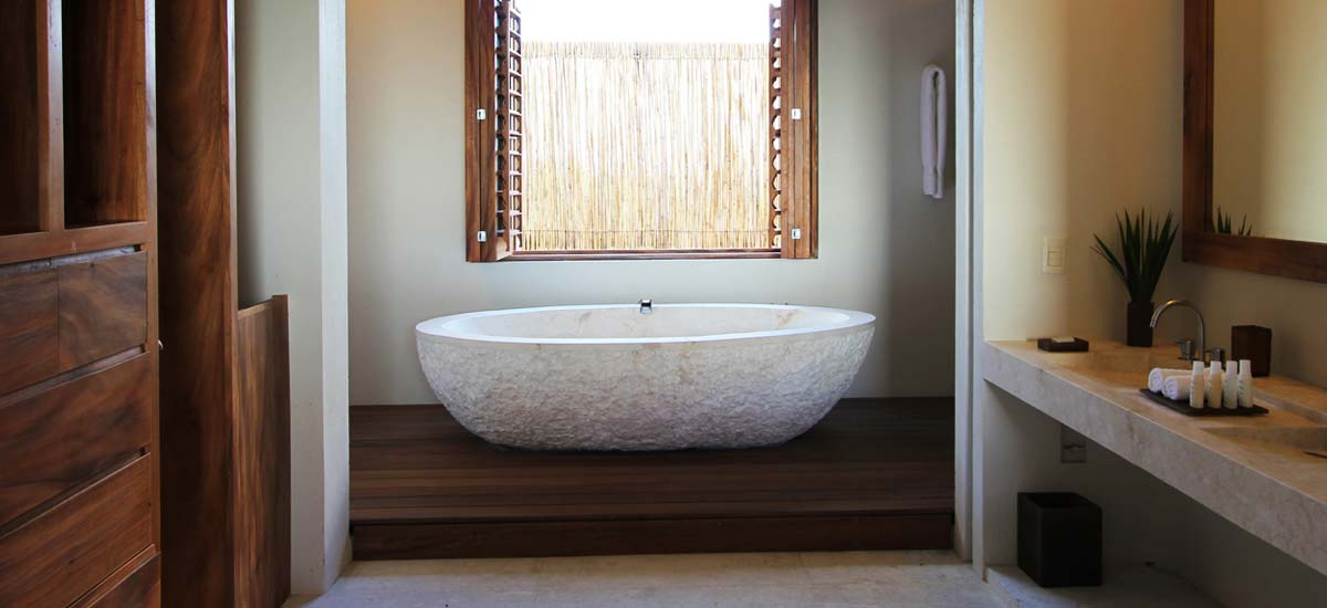casa ikal bathtub