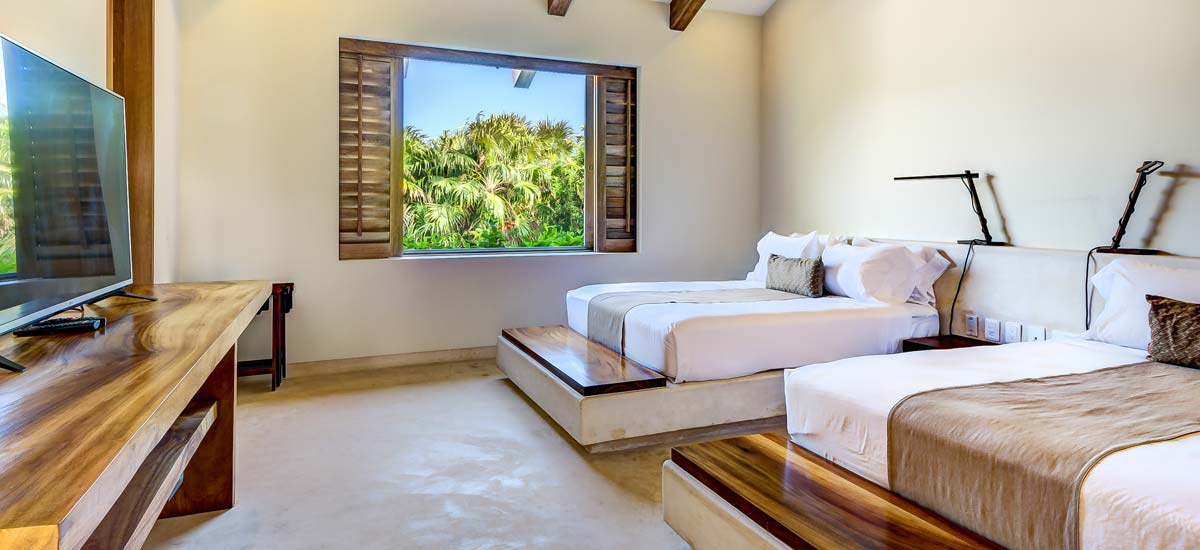 casa ixchel bedroom