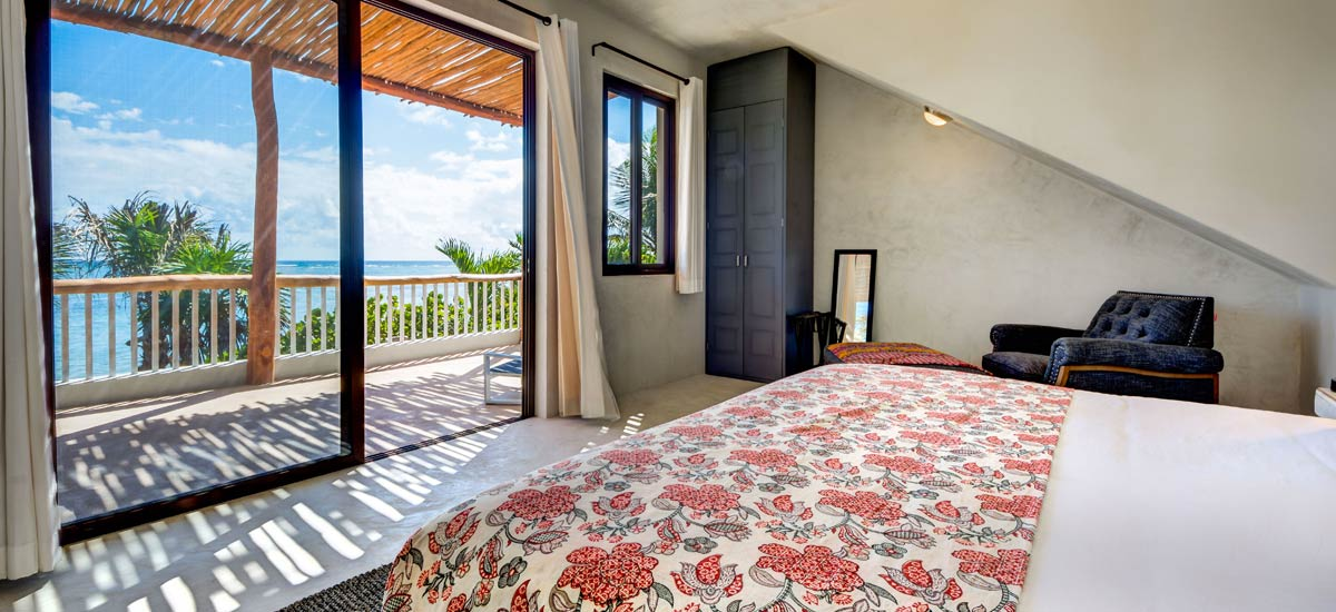 casa kevali bedroom