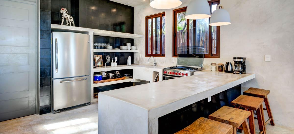 casa kevali kitchen 2