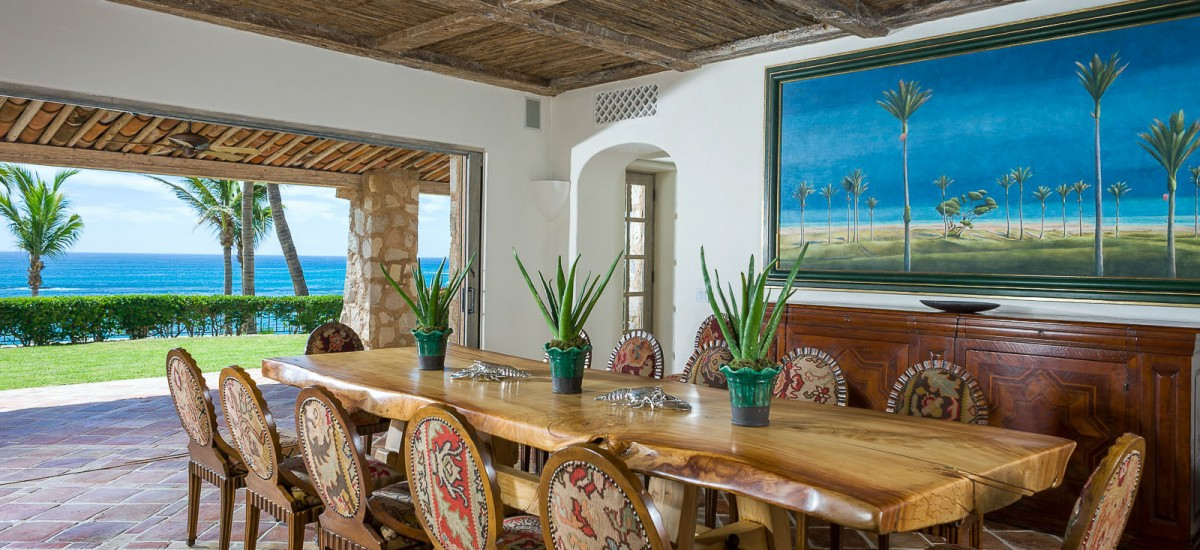 casa koll dining room
