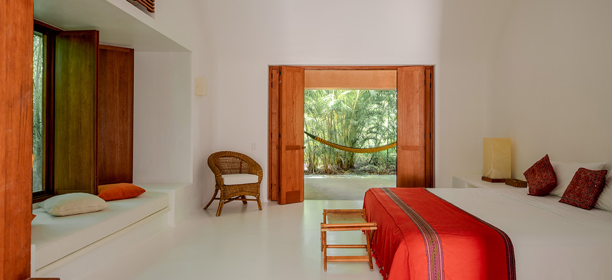 casa la ceiba bedroom