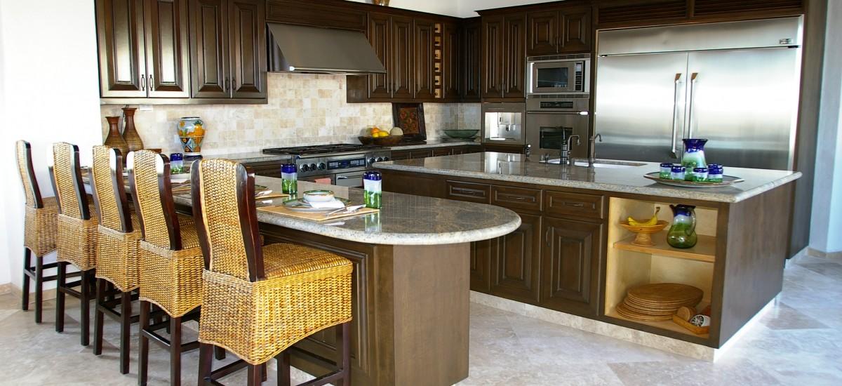 casa la laguna kitchen