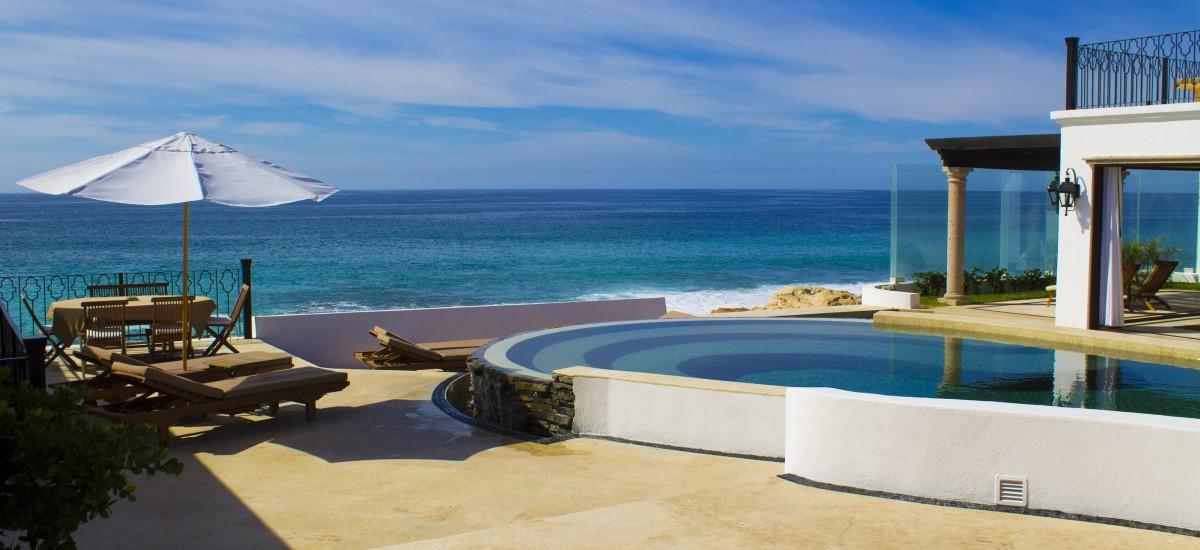 casa la laguna pool 1