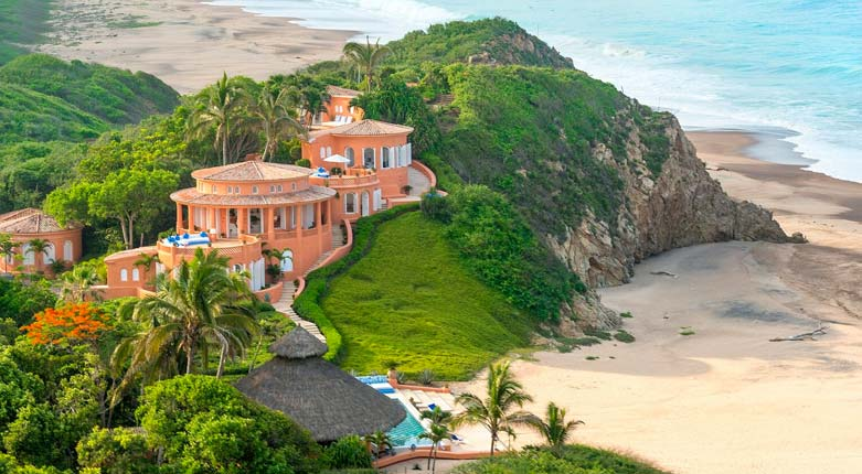 casa la playa cuixmala