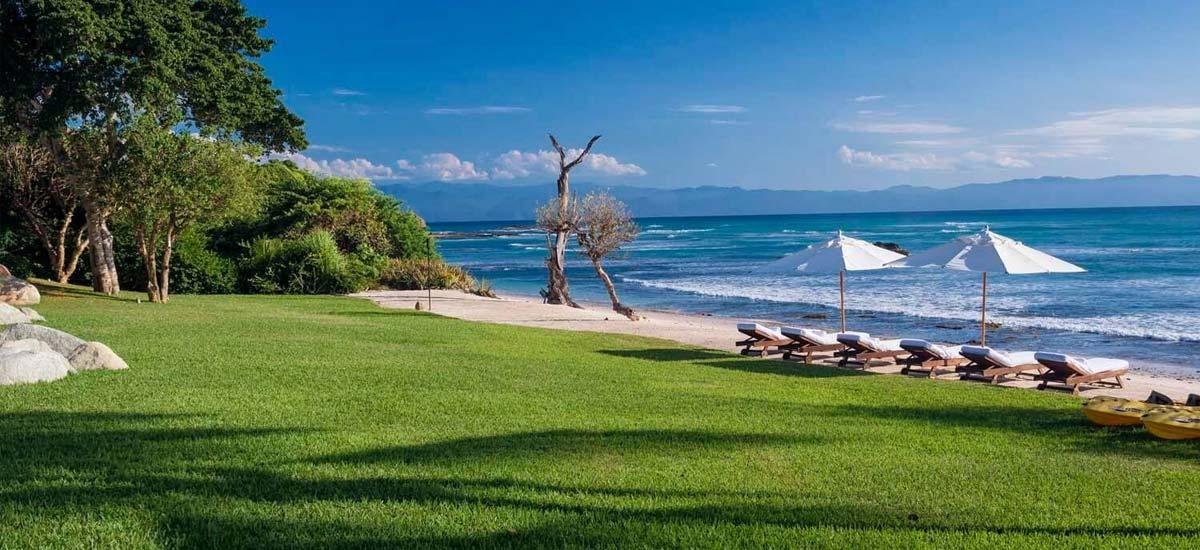 casa la vida dulce beach punta mita