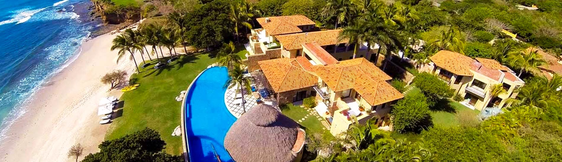 casa la vida dulce - punta mita | journey mexico luxury villas
