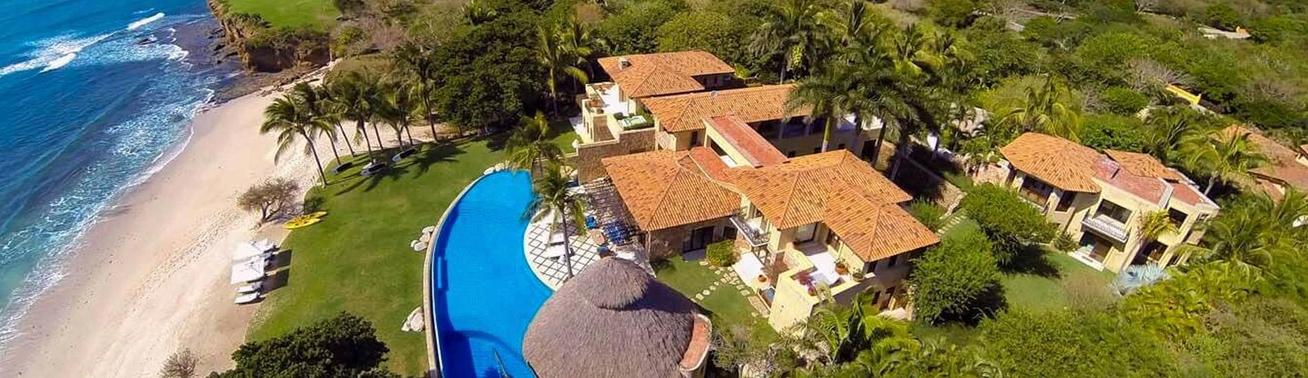 casa la vida dulce - punta mita | journey mexico luxury villas