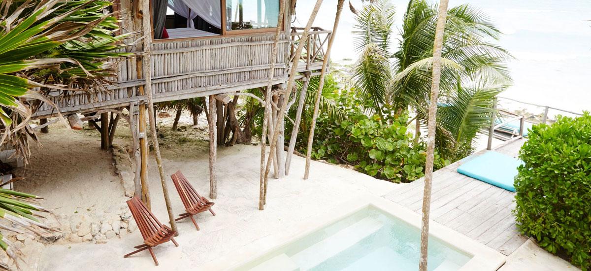 casa madera pool 1