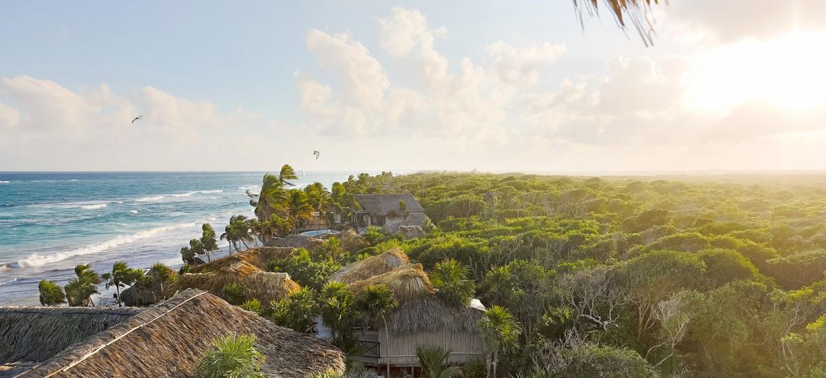 casa madera riviera maya 22