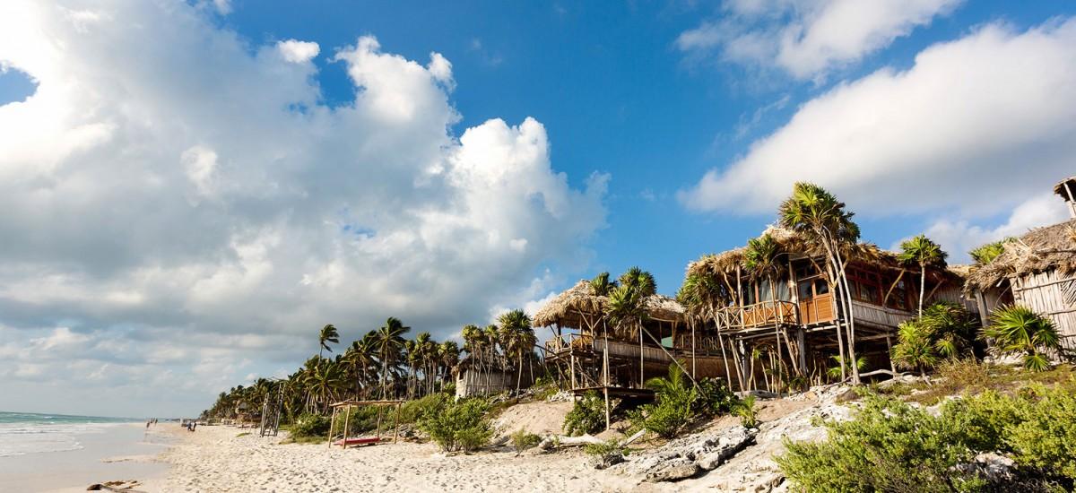 casa madera riviera maya 5