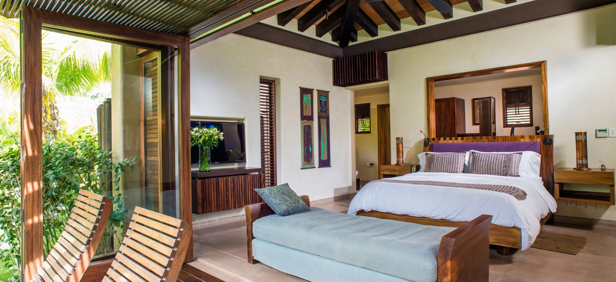 casa majani bedroom