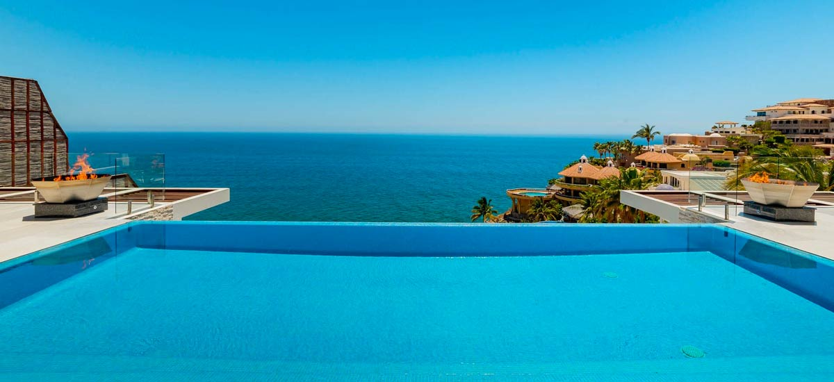 casa mantea pool view 2