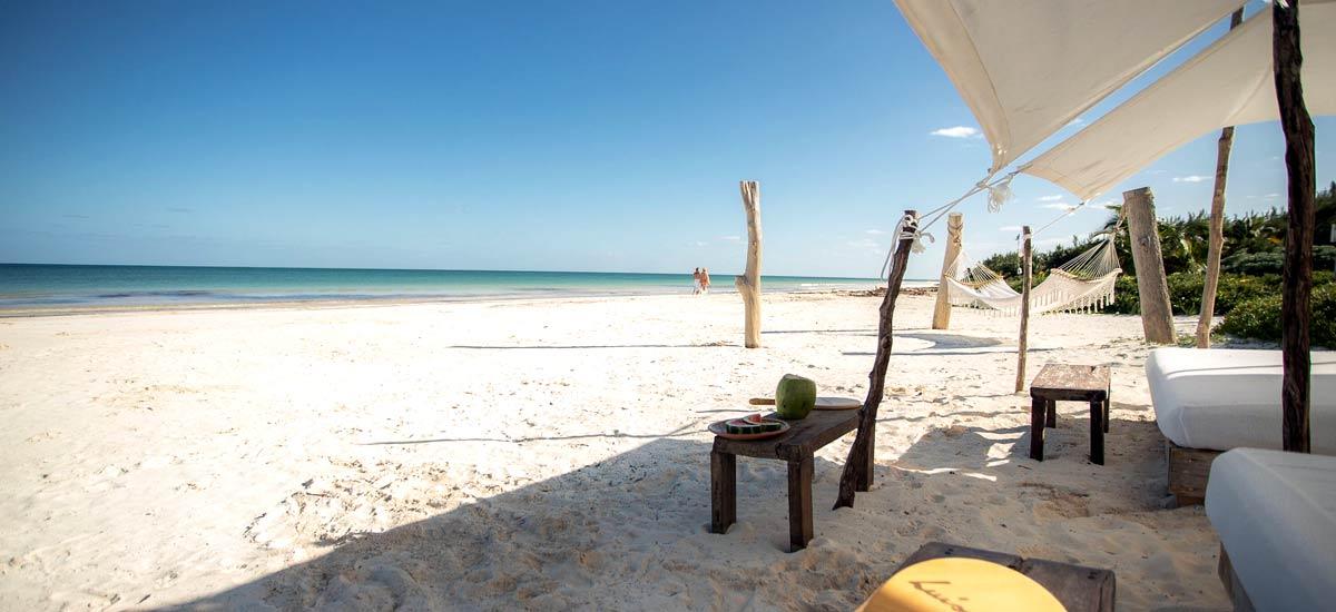 casa maya kaan beach