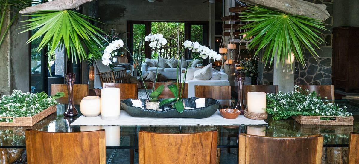 casa maya kaan dining table