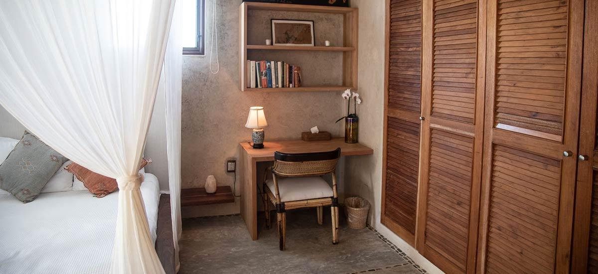 casa maya kaan bedroom 2