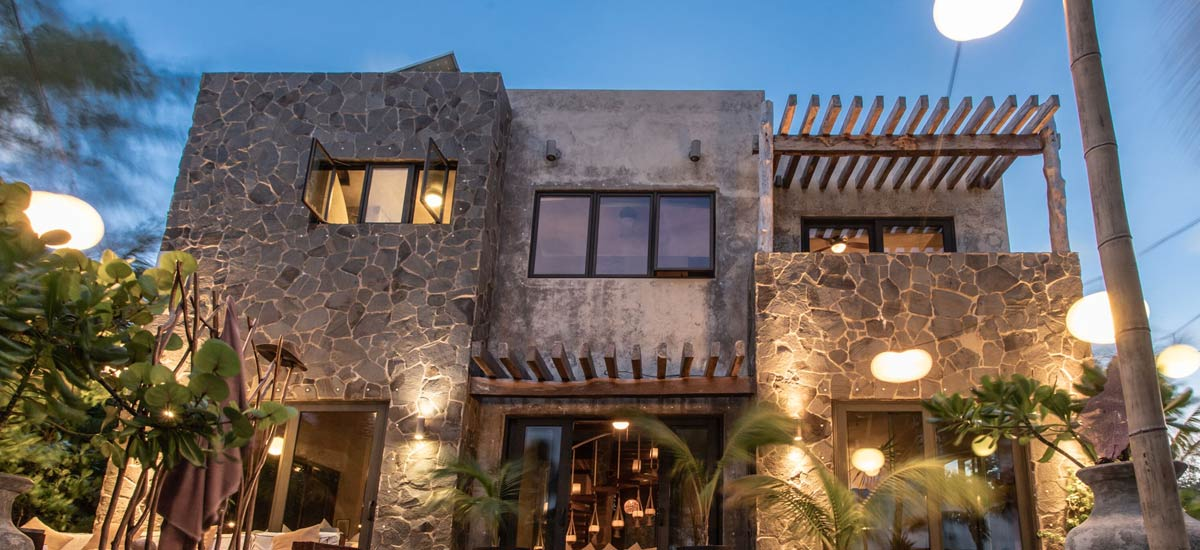 casa maya kaan front villas