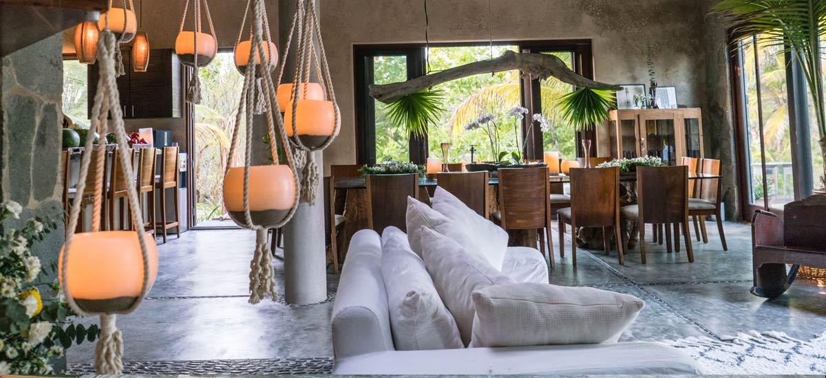 casa maya kaan living room 2