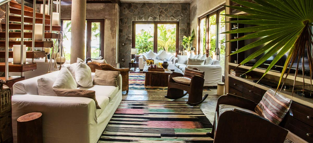 casa maya kaan living room 7