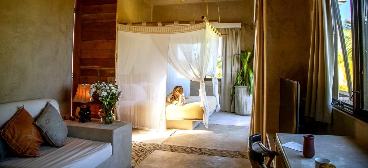 casa maya kaan master suite