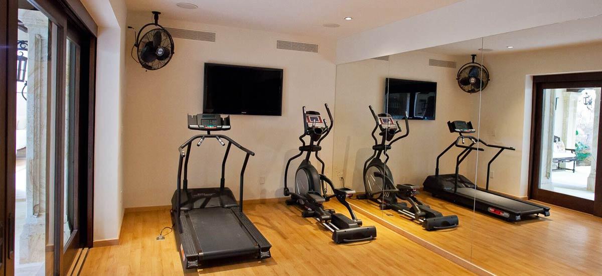 casa milagro gym