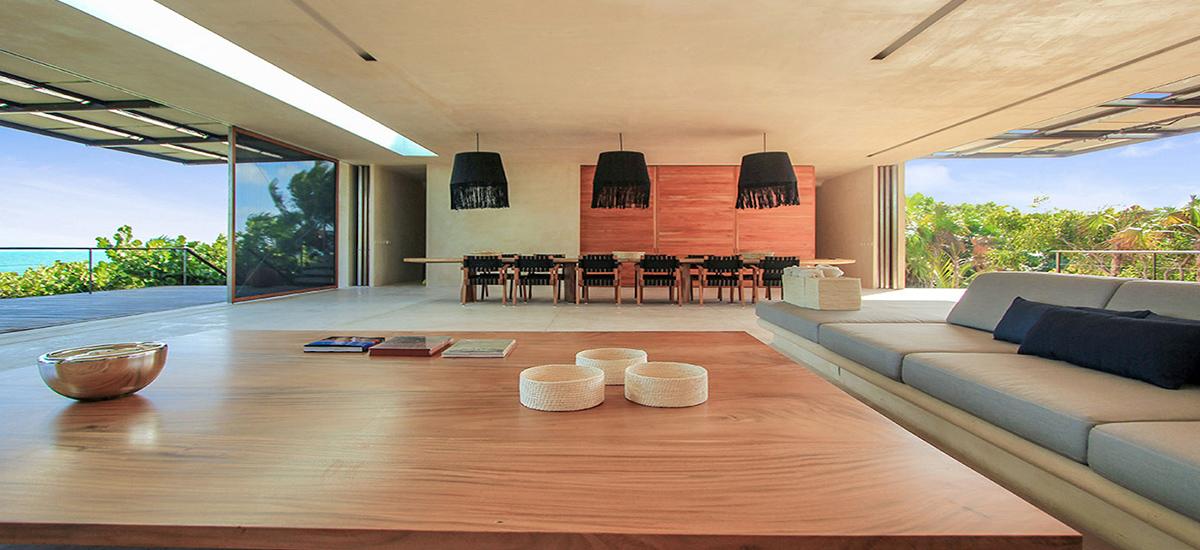 casa naiik living room details
