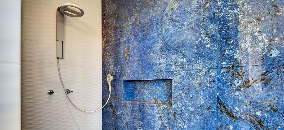 casa napa double bedroom shower