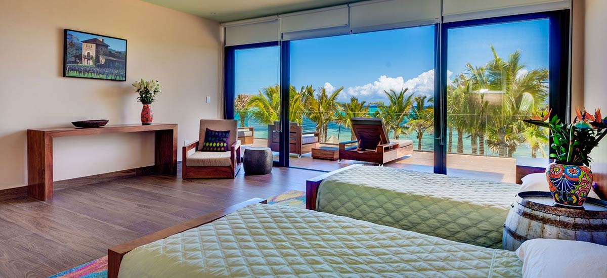casa napa double bedroom 2