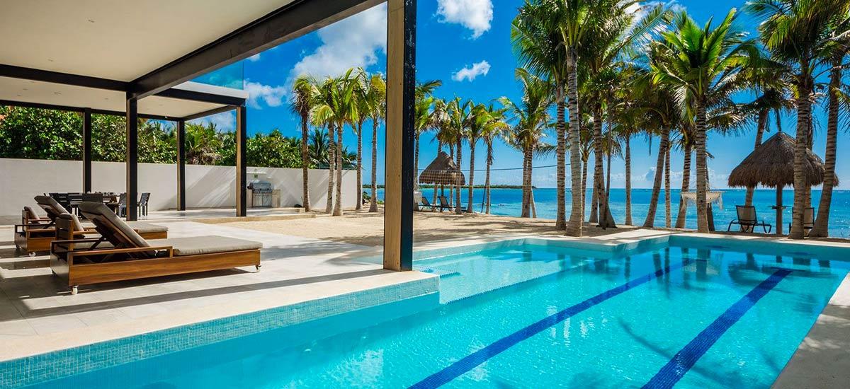 casa napa beach front