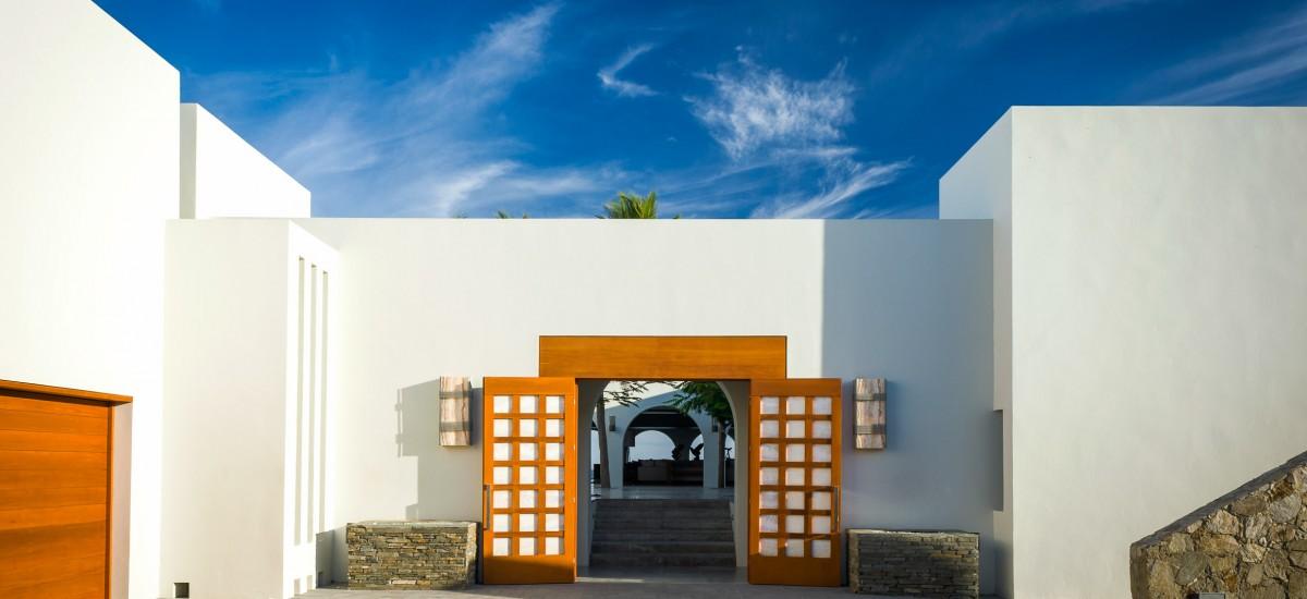 casa oliver entrance