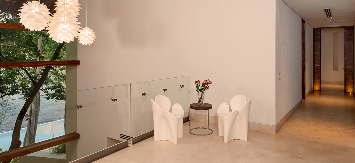 casa papelillos interior design