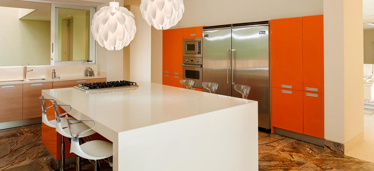 casa papelillos kitchen