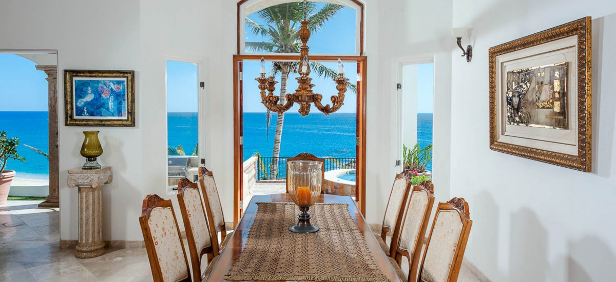 casa paraiso dining room 1