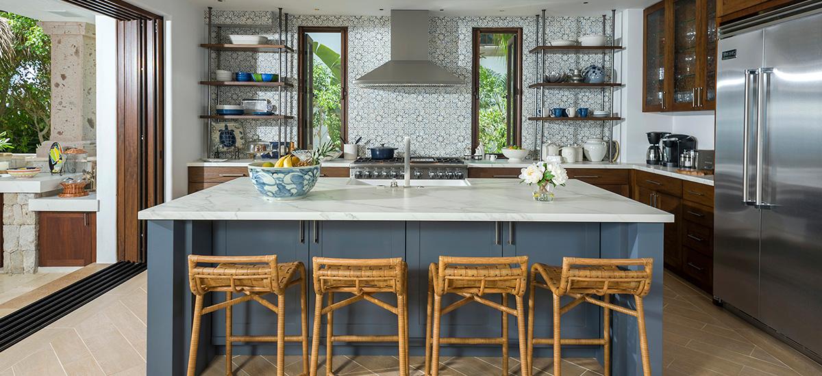 casa roca de pajaro kitchen