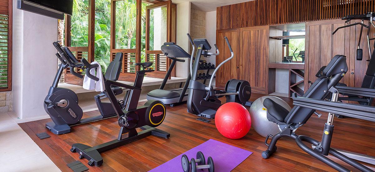 Casa Roka gym
