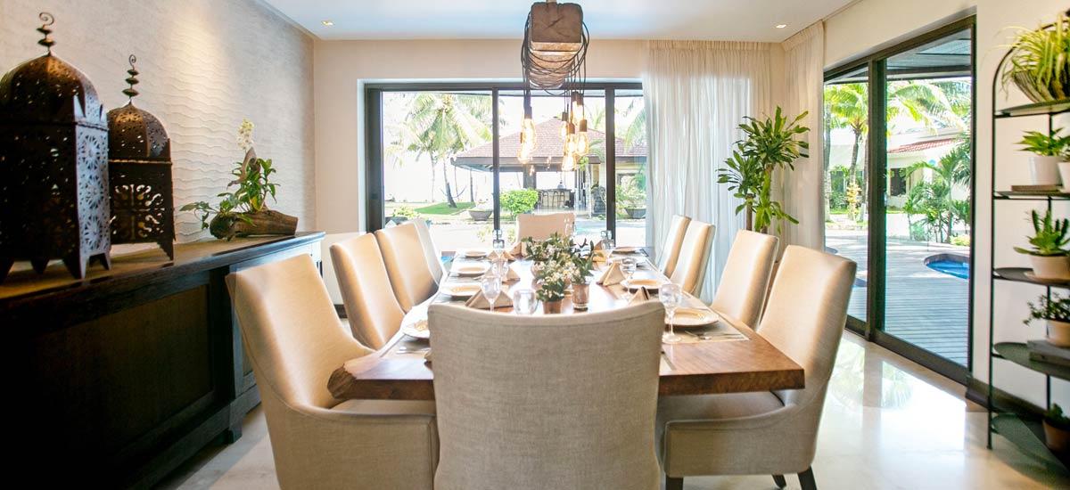 casa sirenus dining room