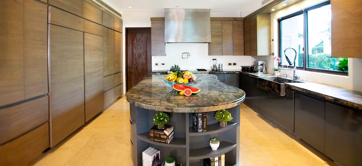 casa sirenus kitchen