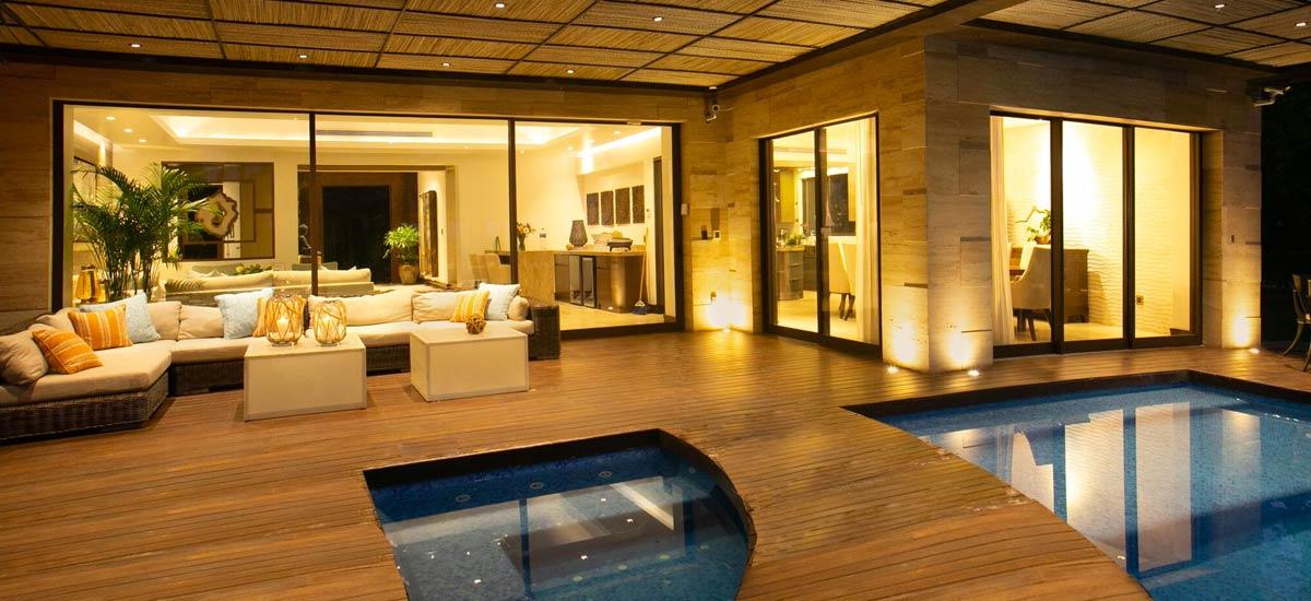 casa sirenus pool