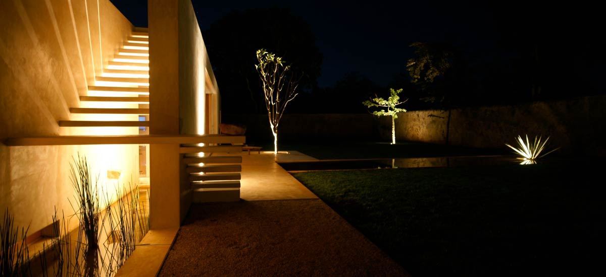 casa sisal at night 2