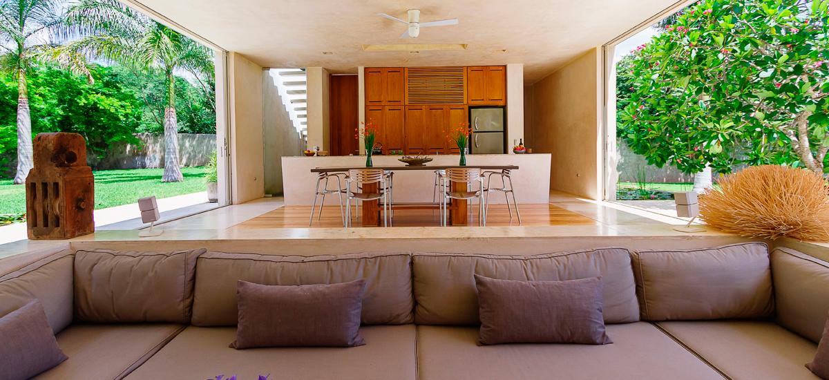 casa sisal interior
