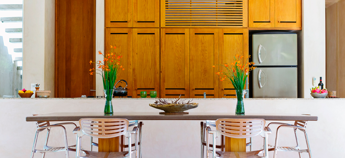 casa sisal kitchen