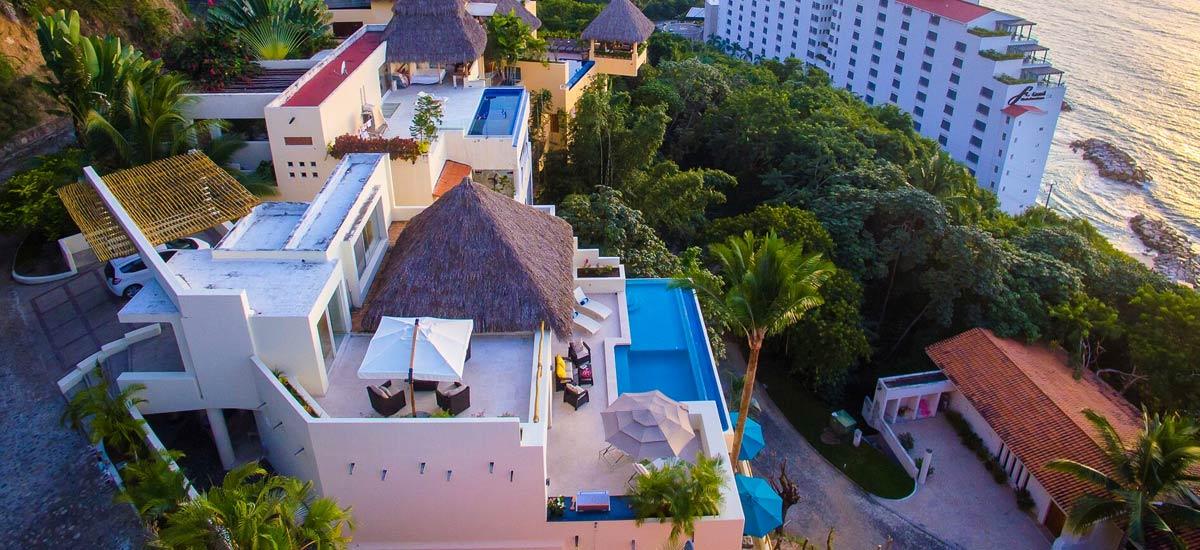 casa suhana aerial view 2