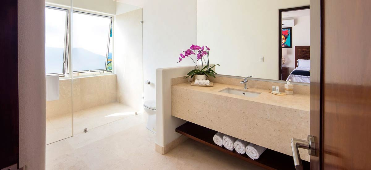 casa suhana bathroom