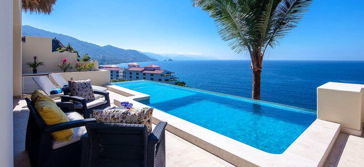 casa suhana infinity pool
