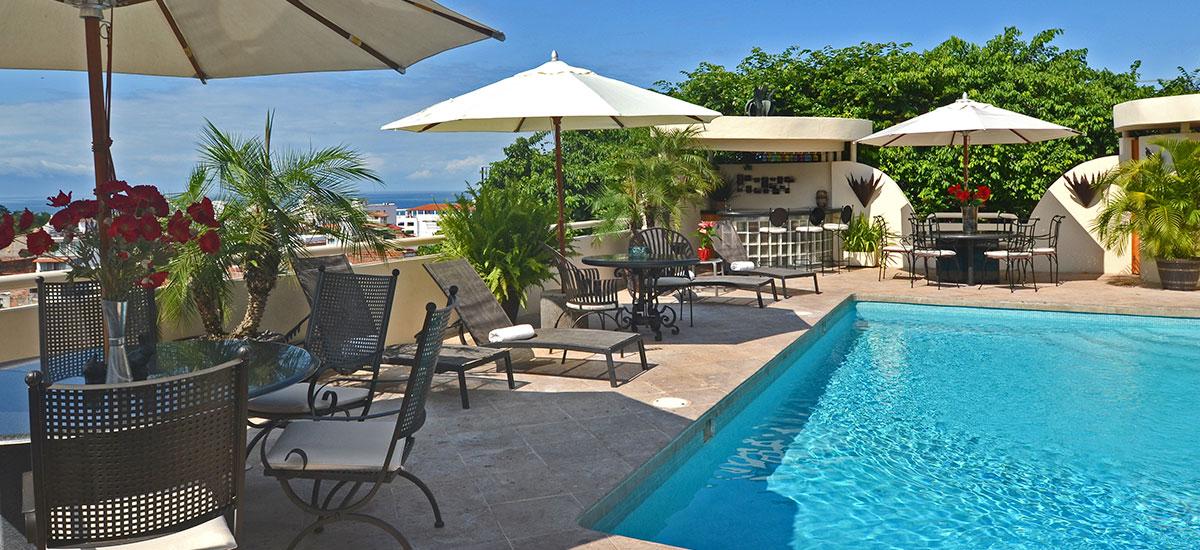 casa tabachin pool
