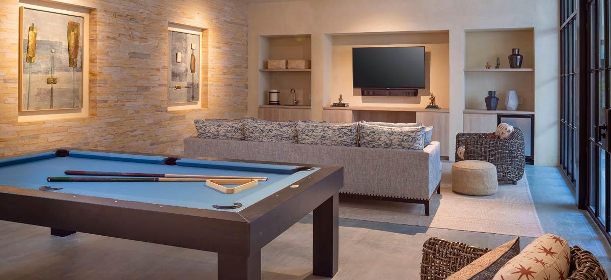 casa tesoro pool table
